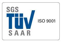 ISO und andere Zertifikate der LABC